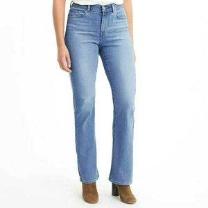 Levi's Size 26W Hypersoft Bootcut Jeans NWT